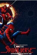 Spider-Man: Into the Spider-Verse Art Wall Decor Silk Print Poster футболка print bar into the badlands mk