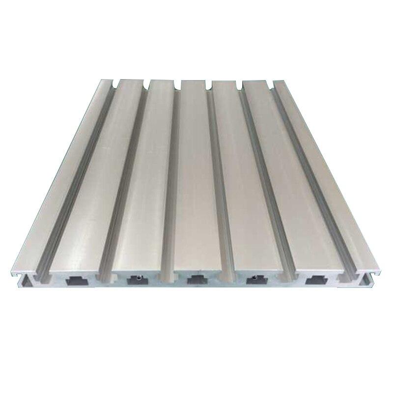 20240 longueur de profil d'extrusion en aluminium 600mm 625mm établi industriel 1 pièces