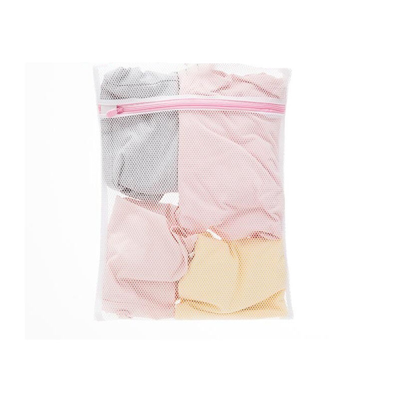 500pcs Laundry Mesh Washing Bag Size 30*40cm Polyester Fine Mesh Delicates Laundry Bag Lingerie Bag Protects Clothes ZA5055
