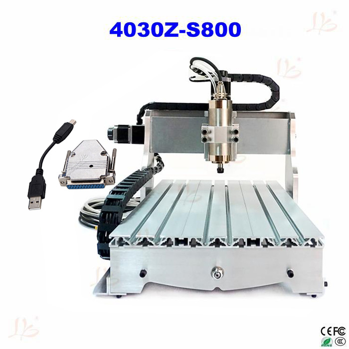 3040 cnc router engraver 4030 Z-S800 cnc milling machine cnc wood carver for DIY, no tax to russia! high quality 3040 cnc router engraver engraving machine frame no tax to eu