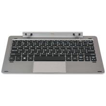 Original Magnetic Keyboard for CHUWI Hi10 XR / Hibook Pro / Hi10 Pro / HI10 AIR Tablet PC with protector film