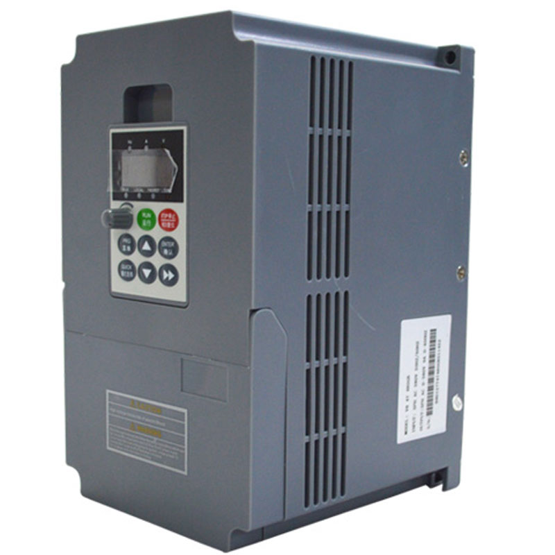 5.5HP 4Kw Universal VFD 3Ph 380V Output 400Hz 13A Variable Frequency Drive Overloaded Vector Motor Drive VFD Use For Lathe universal lathe motor drive vfd 1 5kw inverter 2hp 3ph output 380v variable frequency drive for 3 phase asynchronous motor