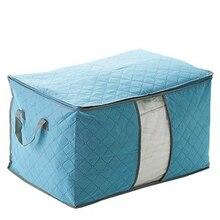 Homebegin экономии места Organizador кровать под гардероб ящик для хранения одежды делитель Организатор Стёганое одеяло держатель мешка организатор