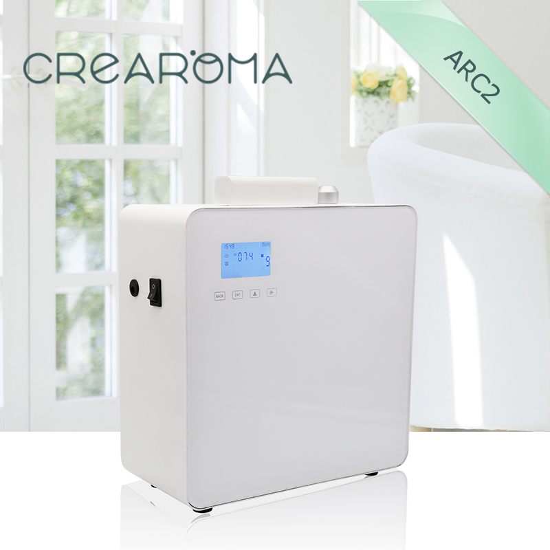 Crearoma Factory Price 1000ml HVAC Aroma Diffuser Scent Air Machine