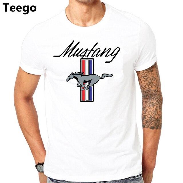 Summer T Shirt Men Ford...