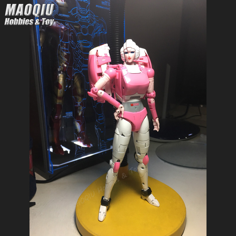 Fans Toys FT-24 Robot 19cm Rouge Arcee Figure New
