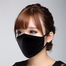 1 pc 2018 Unisex Mens Womens Adult Cycling Wear Anti-Dust Dust-proof Ash-proof Cotton Mouth Face Mask Respirator(China)