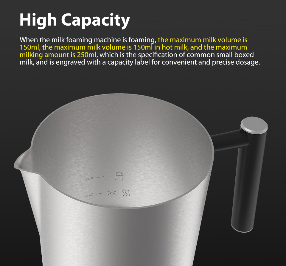 Xiaomi Scishare S3101 Electric Milk Frothing 4