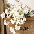 НОВОЕ ПРИБЫТИЕ! красивый Дисплей Цветы Искусственный САКУРА Высокого Класса Поддельные Шелковые Цветы для Дома/Кафе/Свадебный Декор