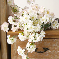 NEW ARRIVAL Beautiful Display Flowers Artiificial SAKURA High Class Fake Silk Flowers For Home Coffee Shop
