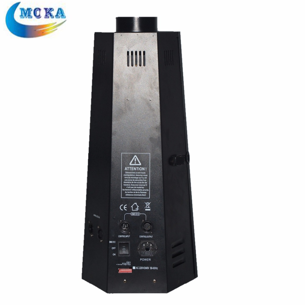 Stage DMX512 Fire Machine Fireworks Machine Spray Fire Machine for Stage Effect 90V-240V