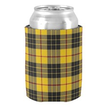 Old Scotsman Clan Tartan Can Cooler Wedding Accessories Neoprene Beer Holders Exquisite Beverage Drink Insulator for