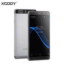 XGODY Y13 3G 6 Inch Smartphone Android 5.1 MTK6580 Quad Core 1GB RAM 16GB ROM 8.0MP GPS WiFi Dual SIM Unlock Mobile Phone