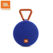 JBL קליפ 2 ללכת נייד מיני אלחוטי IPX7 עמיד למים Bluetooth רמקול