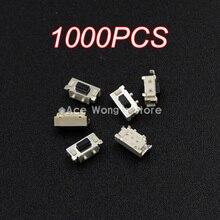 送料無料1000ピースsmt 3 × 6 × 3.5ミリメートル触覚タクトプッシュボタンマイクロスイッチモメンタリ