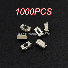 Free shipping 1000PCS SMT 3X6X3.5MM Tactile Tact Push Button Micro Switch Momentary