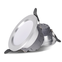 2pcs/Lot LED Down Lights 2.5inch Louis Lantern Dimmer Light Tri-color Changeable Warm/White/Nature White 5W AC220V 70 -90MM