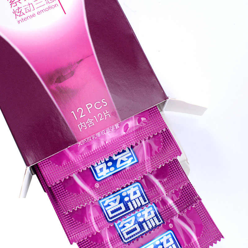 PERSONAGE 24Pcs/Lot Small Size Close Fit Tight Latex Smooth Condoms For Men Adult Sex Products Medical Contraception Condoms