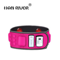 HANRIVER 12 v, 110 v 220 v pg 2001 D1 electric massage fitness massage beauty care health lose weight the waist belt