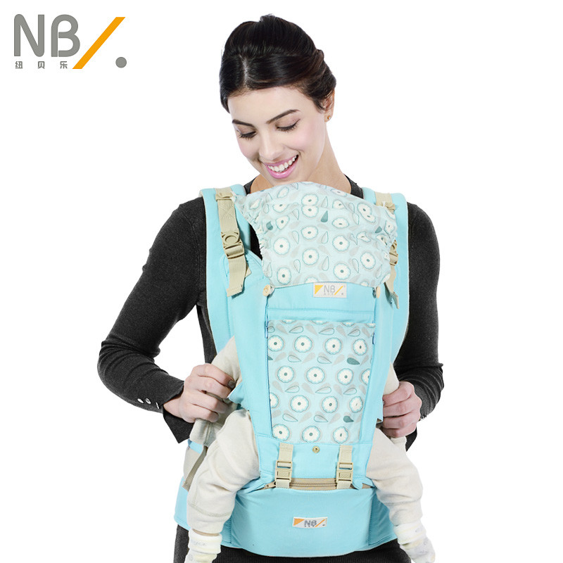 NewBealer Particular Style of Caesarean Mothers General Comfortable Healthy  Baby Child Sling Carrier Kid Backpack Waist Stool
