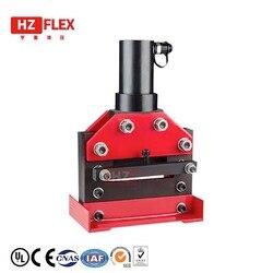 Wycinarka hydrauliczna maszyna do przetwarzania magistrali maszyna do cięcia miedzi miedzi i aluminium narzędzie do cięcia