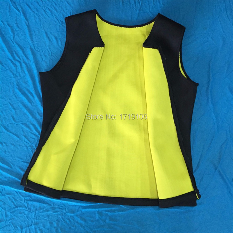 NEW ARRIVAL Neoprene Body Shaper Vest For Man Make Sweat Hot Burning...