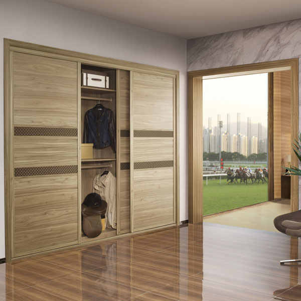 New Design Modern Bedroom Wardrobe Dressing Table Designs ...