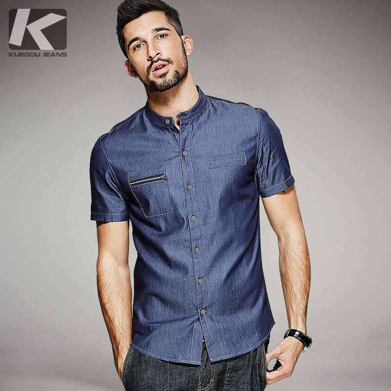 Free shipping and returns on Men's Denim Shirts at heidelberg.ga