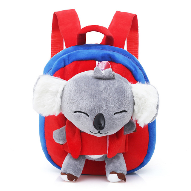 New Fashion Kindergarten School Bags S Backpack Toddler Book Bag Cute Plush Dolls Lique Boys Preschool