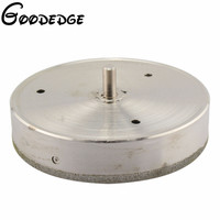 180mm Diamond Core Drill Bit Hole Saw Cutter Coated Masonry Drilling for Glass Tile Ceramic Stone Marble Granite