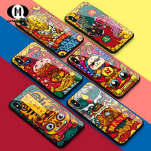 TPU Mobile Phone Case Cover Shell Sets Wear Resistant HD Transparency Shockproof Drop For 7 7Plus 8Plus 6Plus 6sPlus X XS 8