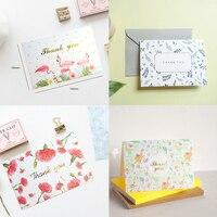8 moda estilo gracias y envolver oro simple flor Flamingo diseño como Navidad negocios acción invitación