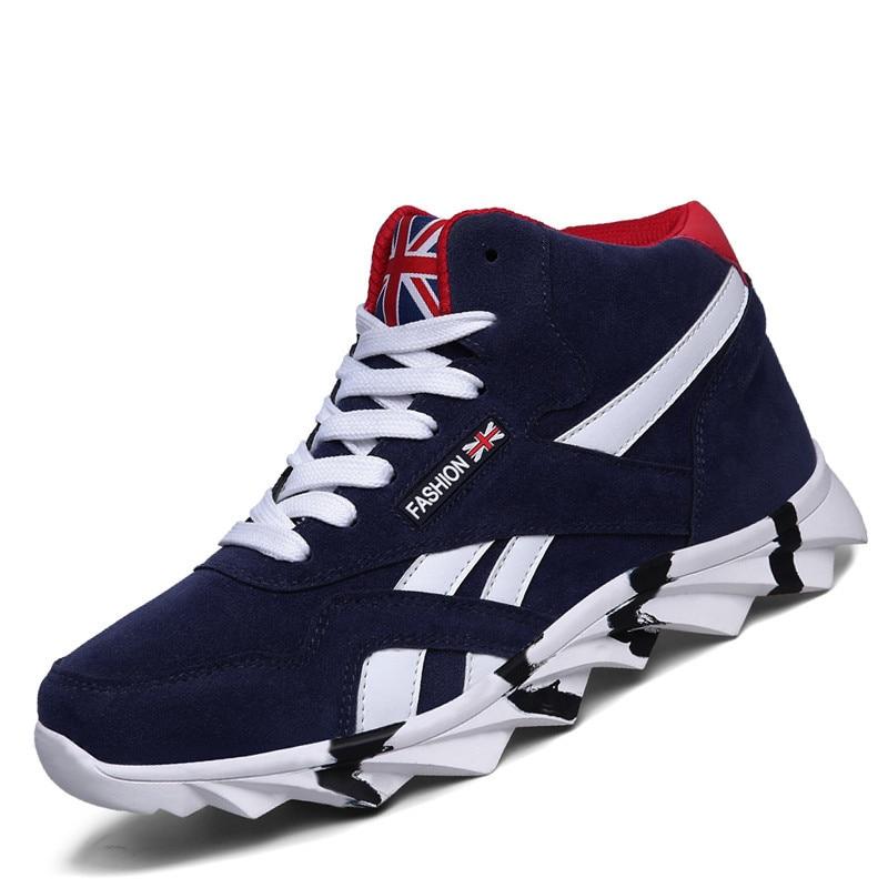 Men Winter Boots Casual Leather Ankle Boots For Men Shoes Black Fur Snow Boots Men Winter Shoes 2016 New Botas Zapatos Hombre