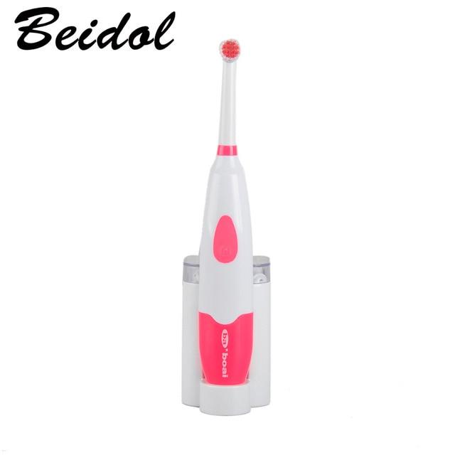 Электрическая зубная щетка ультразвуковая зубная щетка для детей дети взрослых соник Аккумуляторная зубы зубная щетка + дополнительная 4 кисти