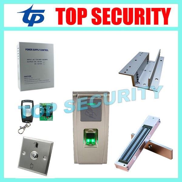 ⑧IP65 impermeable Sistema de Control de Acceso biométrico de ...