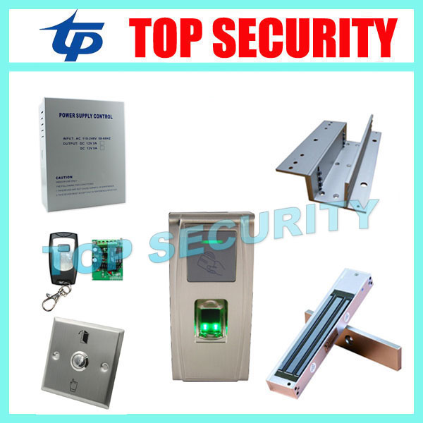 IP65 waterproof biometric fingerprint access control system TCP/IP fingerprint time attendance terminal door control with locks f807 biometric fingerprint access control fingerprint reader password tcp ip software door access control terminal with 12 month