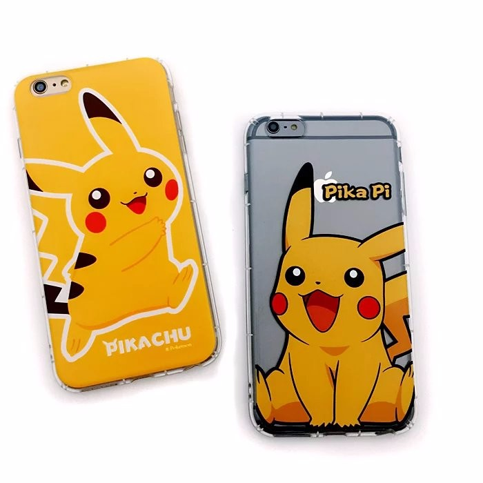 New Pikachue Child TPU Cell Phone Cases For iPhone 5 5s SE