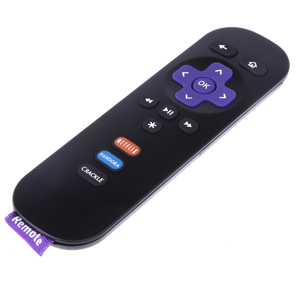 New Replace 16-button Instant Replay Remote Control for ROKU roku Remote for Roku 1 2 3 4 LT HD XD XS XDS 2450D 2710X 2710R ...