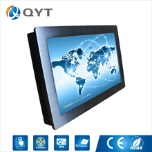 18.5 «Embedded tablet pc 4usb/2rs232/wifi industrial computer fanless touch 1280×1024 Inter j1900 2.0GHz