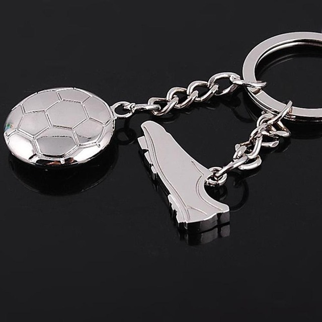 2018 World Cup Soccer Shoes Football Keychain