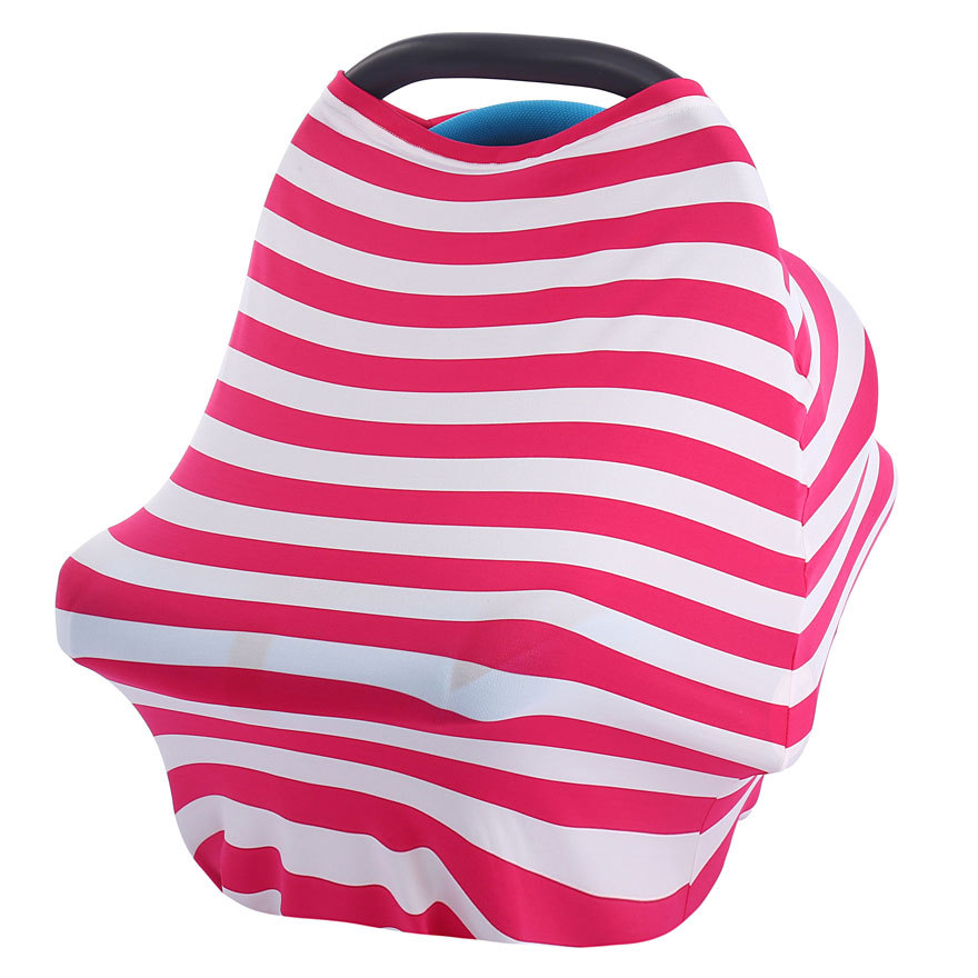 NEW Breast Feeding Cover Soft Infant Breathable Shawl Nursing Cover Comfortable Shopping Cart Cover High Chair Cover ZCZT02