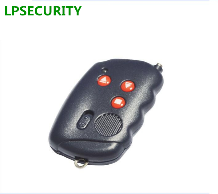 LPSECURITY 1pc 418MHZ Remote control switch keyfobs for wejoin gate operators transmitter barrier gate(no battery included) 330mhz 8 dip switch 5326 auto gate duplicate remote control