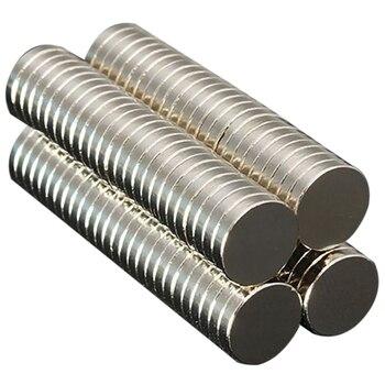 500 sztuk 10x2 dokładny rozmiar D10Mm x 2Mm silne moc małe neodymowe magnes na lodówkę Ndfeb ziem rzadkich stały diy łączniki 10x2 M