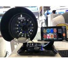 24 Вт D8-3D Интеллектуальный анализатор кожи с экраном дисплея автоматическая машина для анализа кожи