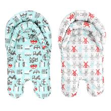 Baby Stroller Cushion Pad Newborn Car Seat Pad Pram Carriage Pushchair Liner High Chair Mat Bedding Mattress Neck Protection baby stroller cushion pad newborn car seat pad pram carriage pushchair liner high chair mat bedding mattress neck protection