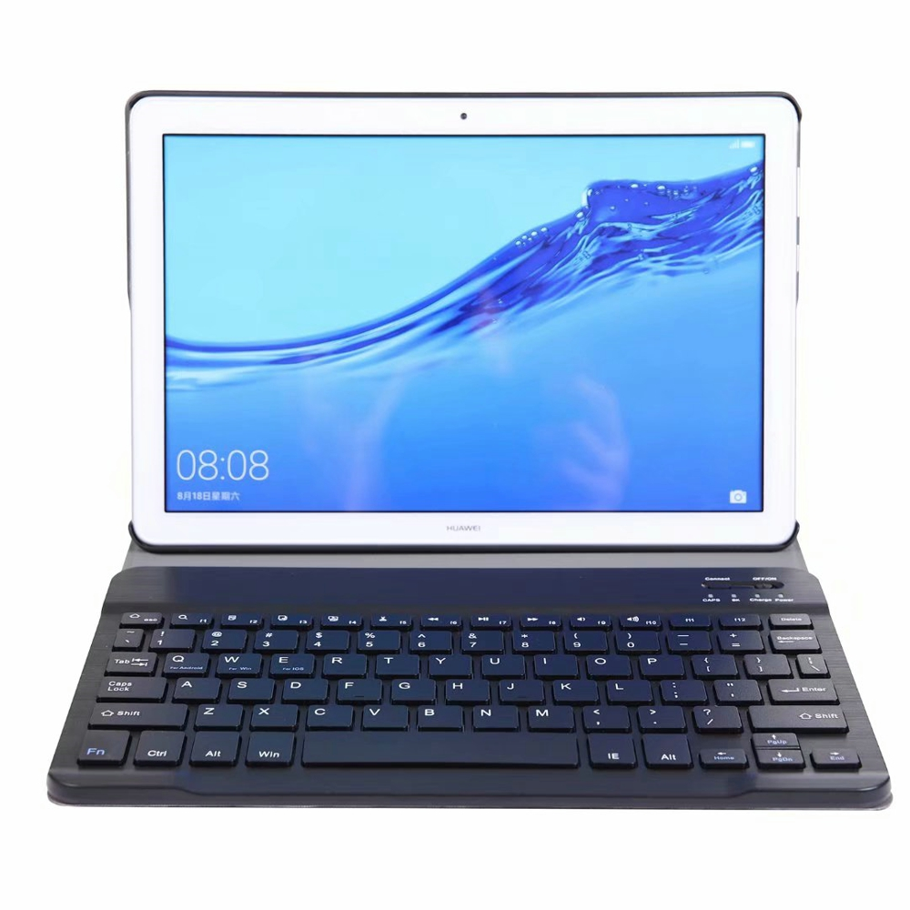Étui en cuir Ultra mince sans fil pour clavier Bluetooth étui en cuir pour tablette Huawei Honor 5 T5 10 AGS2-W09/W19/L03/L09 10.1