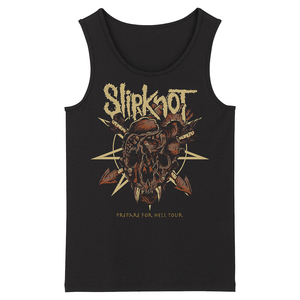 Image 4 - Bloodhoof Slipknot New Wave of American Heavy Metal Band Mens Top Tank Asian Size