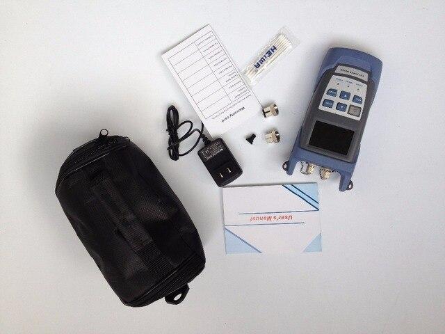 Optical PON Power Meter P100 1310/1490/1550m For EPON GPON xPON ONT OLT Li-battery Power Supply