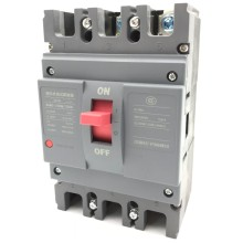 Compact mould case circuit breaker high breaking capacity 160A WGM3-250/160A cb ce certificated 36ka breaking capacity adjustable moulded case circuit breaker 160a