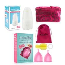 Stérilisateur à tasse menstruelle, 1 kit